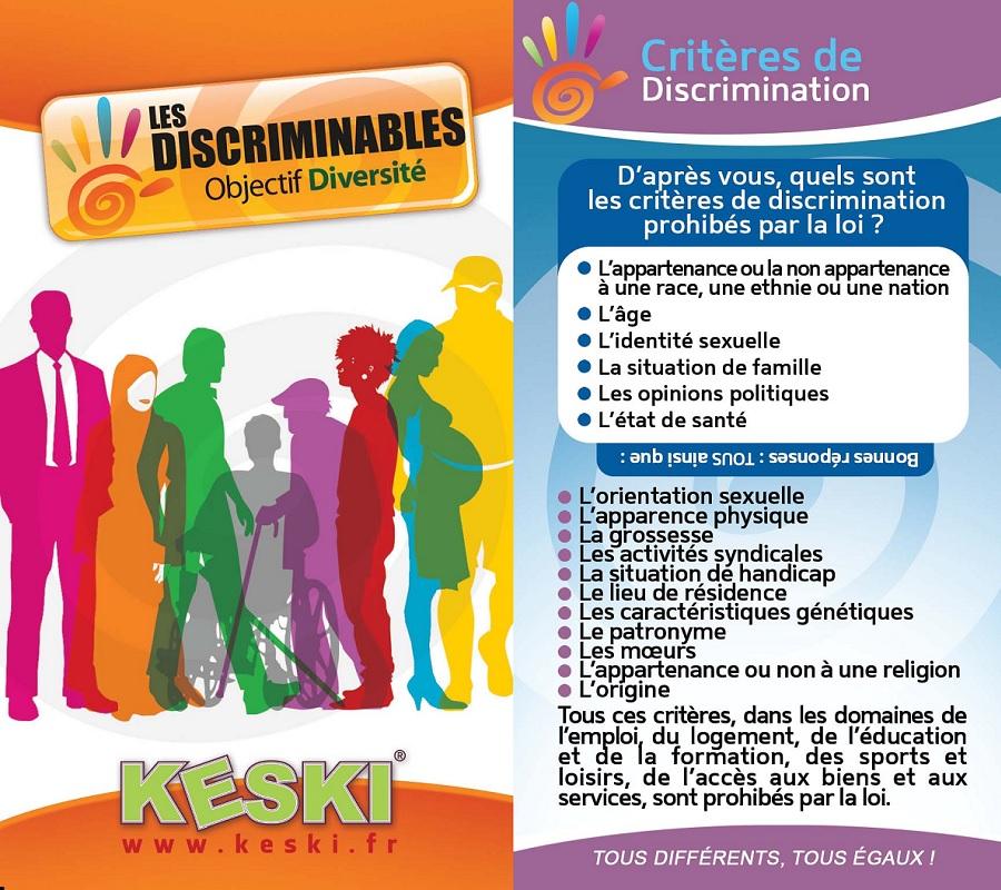 loi non discrimination