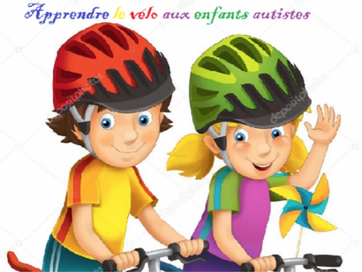 l olympique marseille cyclisme lance un appel aux dons apprenons le v lo aux enfants autistes. Black Bedroom Furniture Sets. Home Design Ideas