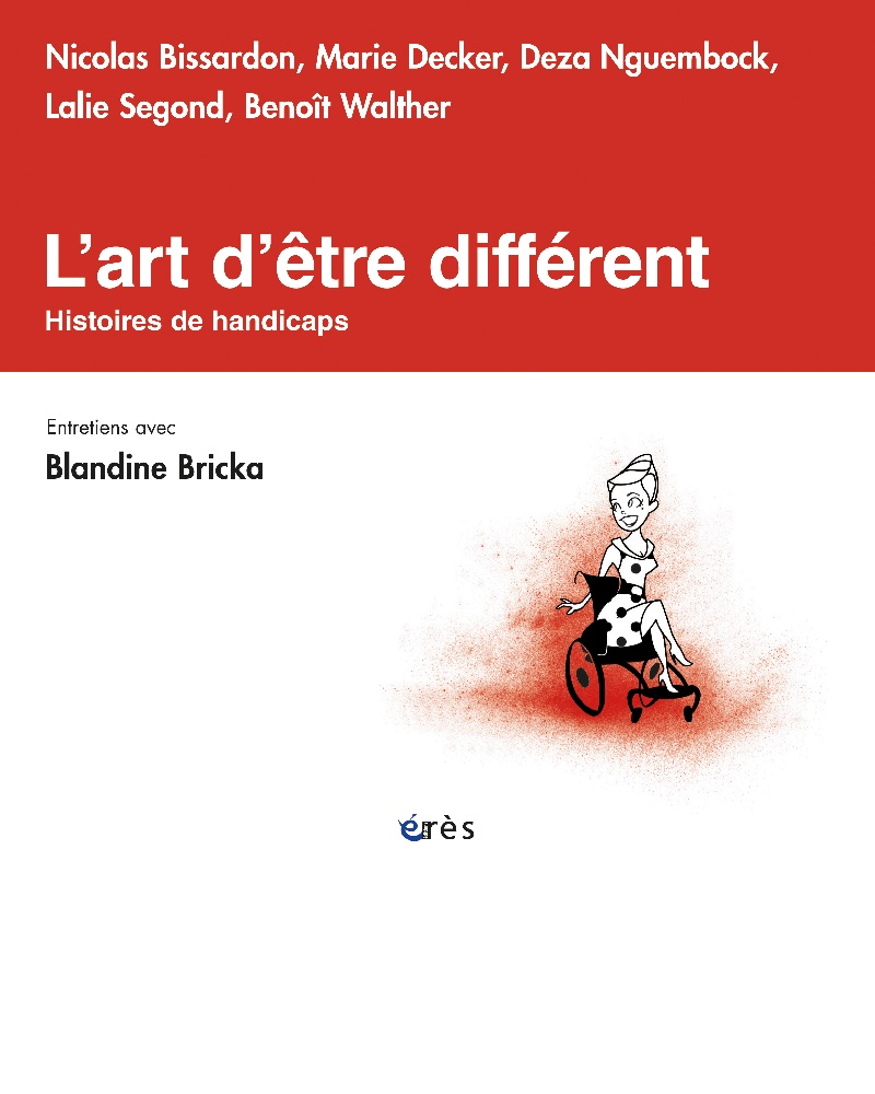 Couverture l Art d etre different