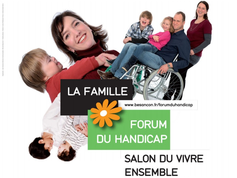 Forum du Handicap et du Salon du Vivre Ensemble