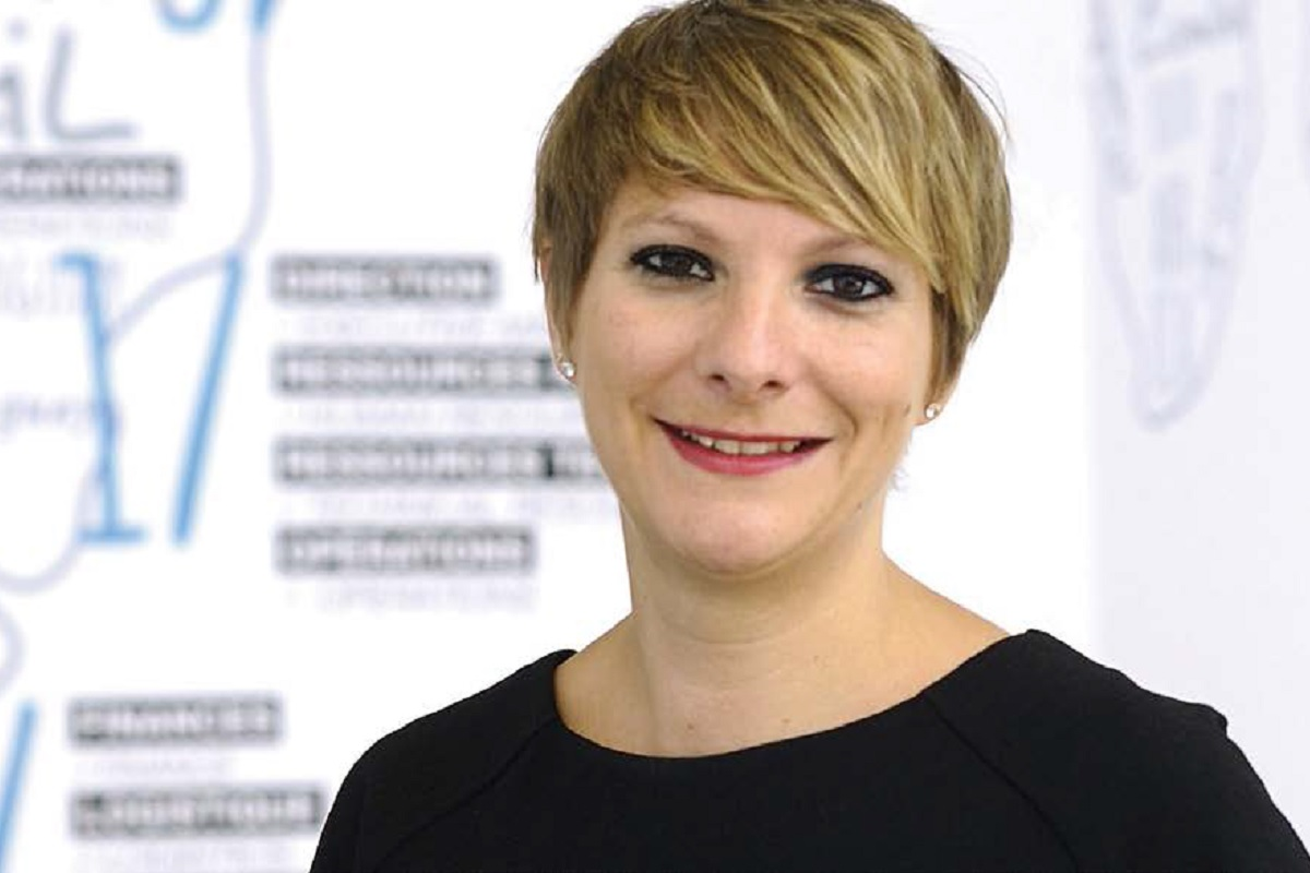 Magali DENEUFCHATEL Directrice generale de Handicap International France