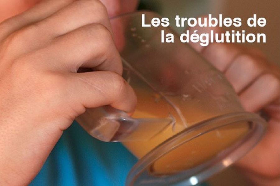 Les troubles de la deglutition qui concerne personnes agees ou enfants et adultes fortement handicapes