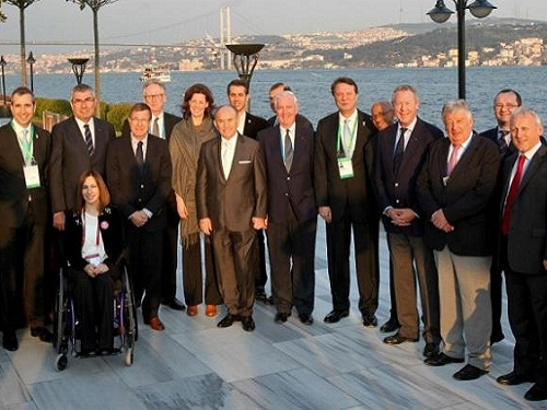 Commission évaluation CIO d'Istanbul 2020
