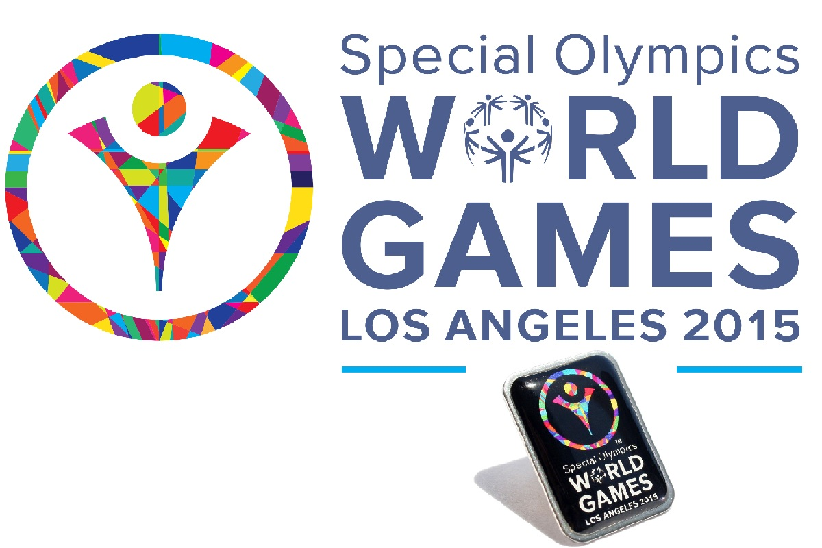 Logo Special Olympic de Los Angeles 2015